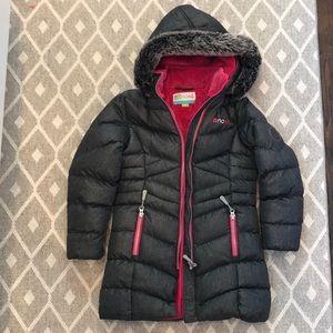 Girls Nano Winter Coat